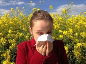 symptomer på skimmelsvamp